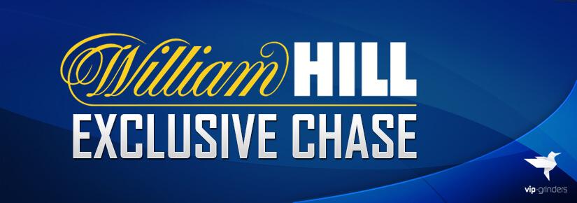 EKSKLUZIVEN WILLIAM HILL CHASE
