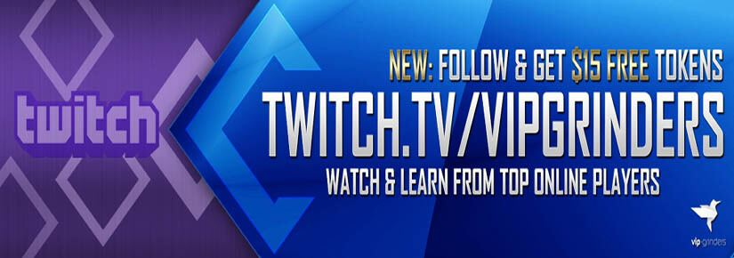 Free $15 Token Twitch Giveaway