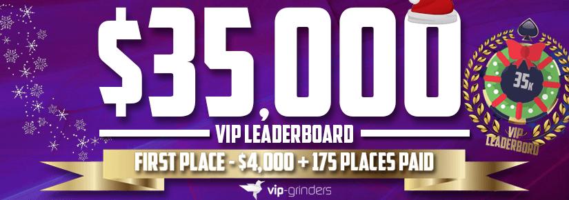 $35,000 VIP LESTVICA DECEMBER