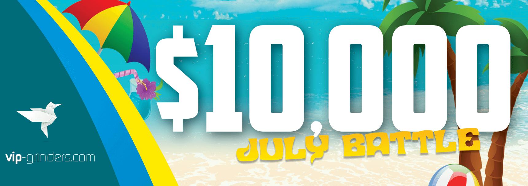 $10.000 julijski Battle