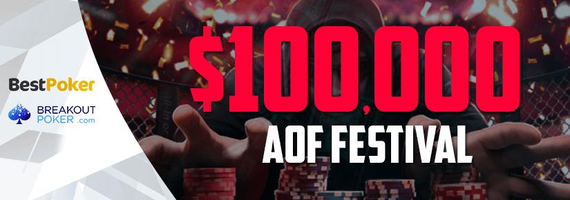 $100,000 GG Network AoF Festival