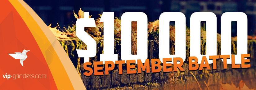$10.000 septembrski Battle