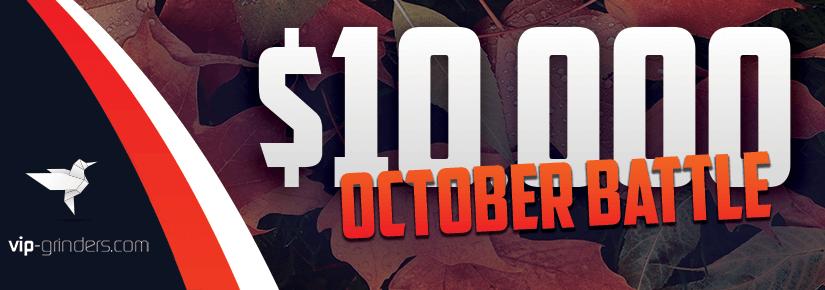 $10.000 oktobrski Battle